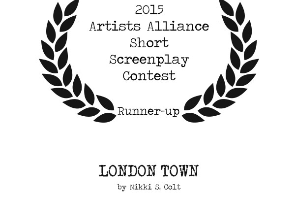 2015 Artists Alliance Screenwriter of the Year Runner-up